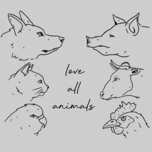 Love all Animals